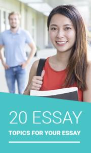 4 20 essay topics for your essay